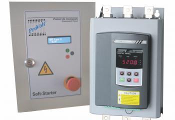 Soft-starters: o que são e os principais diferenciais das linhas de soft-starters Provolt